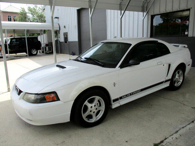 2002 Ford Mustang Standard Coupe