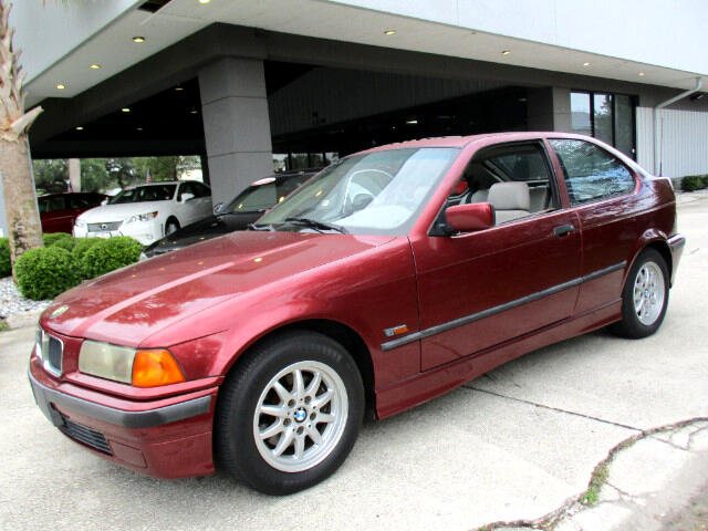 1996 BMW 3-Series 318ti