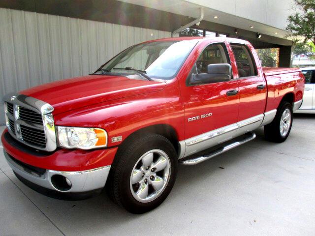 2004 Dodge Ram 1500 Laramie Quad Cab 2WD