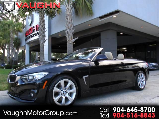 2014 BMW 4-Series 435i convertible