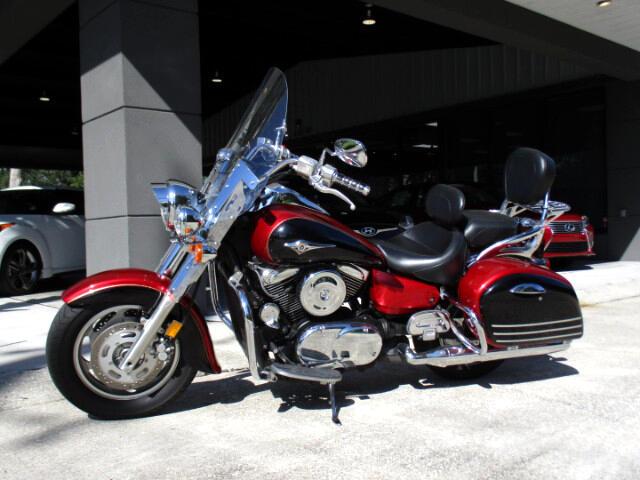 2008 Kawasaki VN1600-D