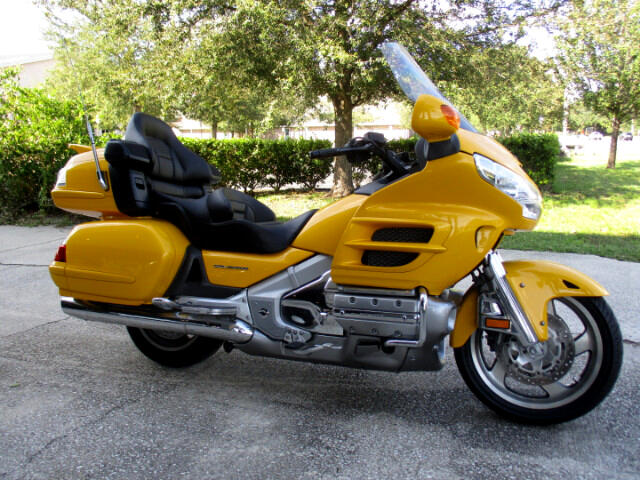 2010 Honda GL1800 Goldwing