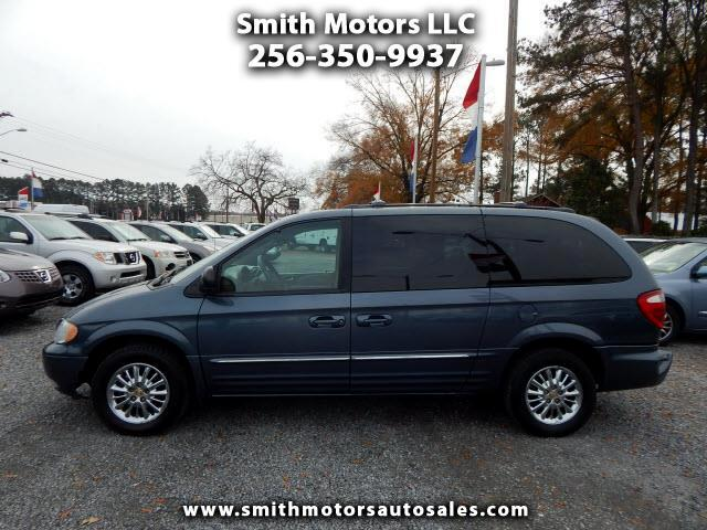 2001 Chrysler Town & Country LMT