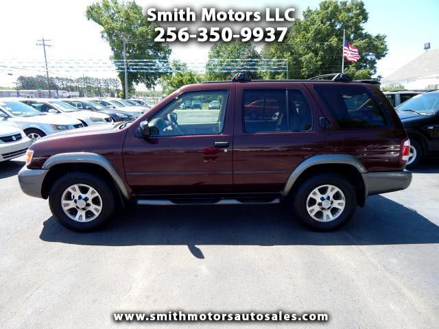 Used 2000 Nissan Pathfinder For Sale In Decatur Al 35603