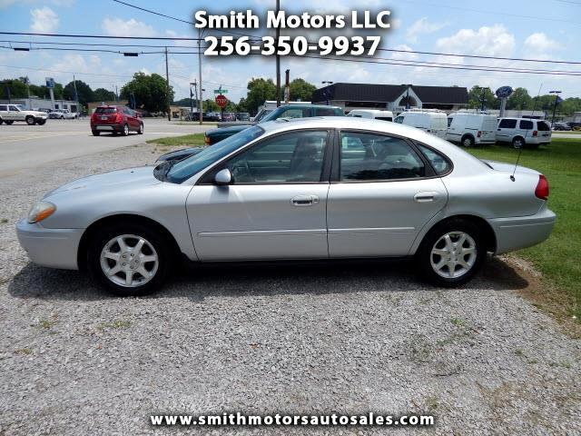 Used 2006 Ford Taurus Sel For Sale In Decatur Al 35603