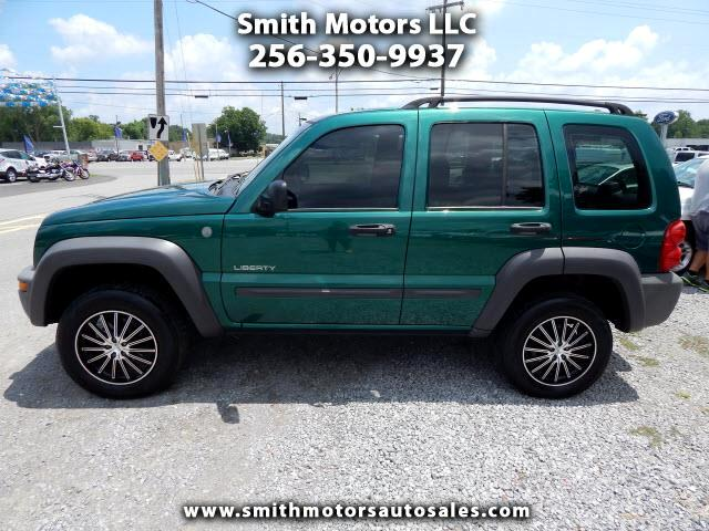 Used 2004 Jeep Liberty For Sale In Decatur Al 35603 Smith
