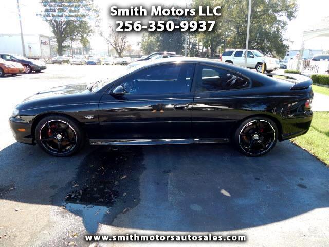 Used 2006 Pontiac Gto For Sale In Decatur Al 35603 Smith