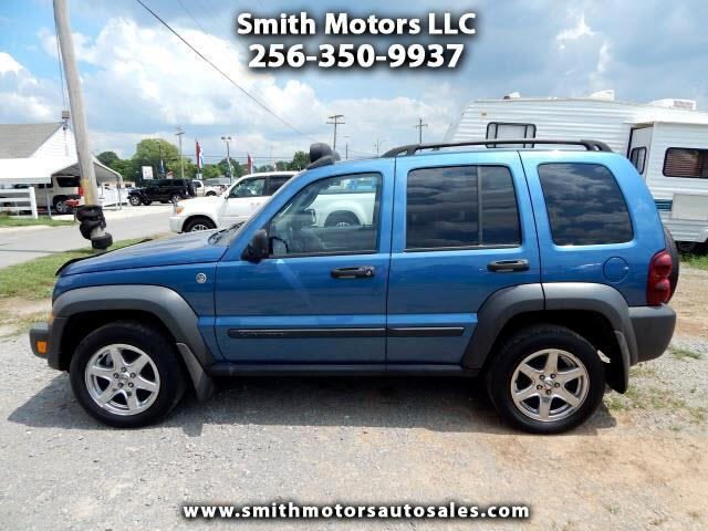 Used 2006 Jeep Liberty Sport For Sale In Decatur Al 35603
