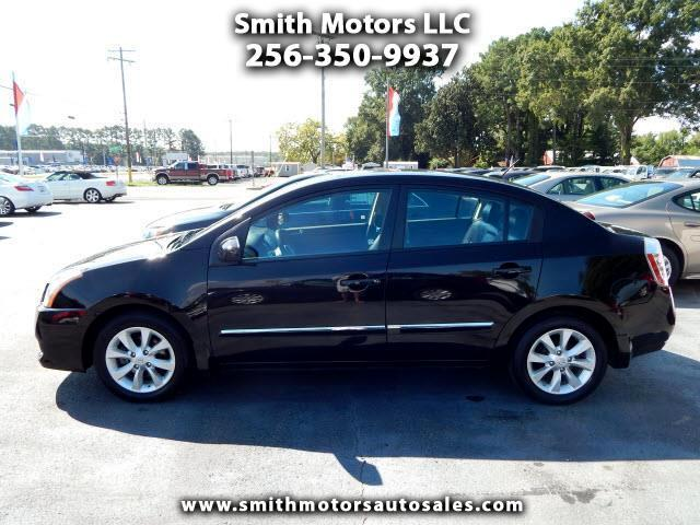 Used 2010 Nissan Sentra 2 0 Sl For Sale In Decatur Al