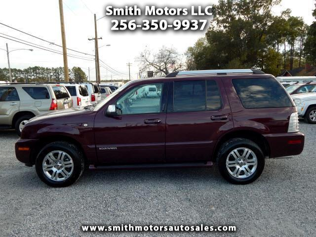 used 2007 mercury mountaineer premier for sale in decatur