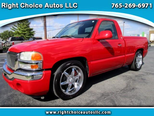 2004 GMC Sierra 1500 SLE Short Bed 2WD