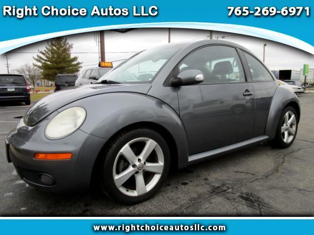 2006 Volkswagen New Beetle 2.5L