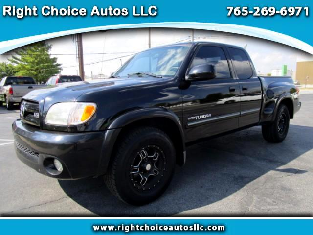 2003 Toyota Tundra Limited Access Cab 2WD