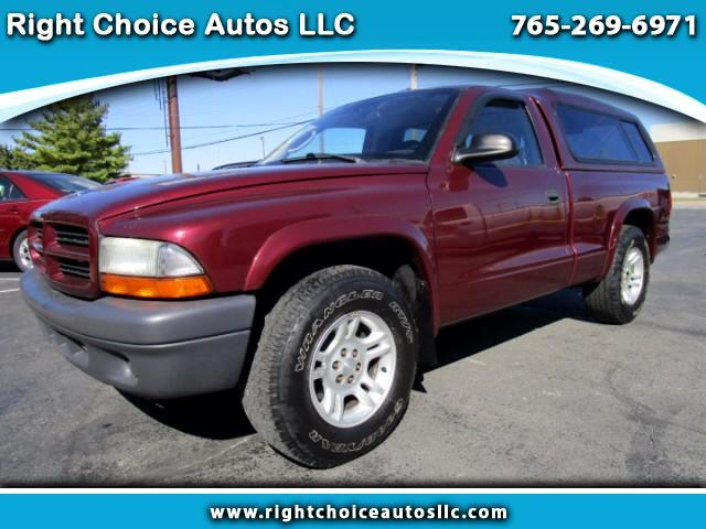 2003 Dodge Dakota SXT 2WD
