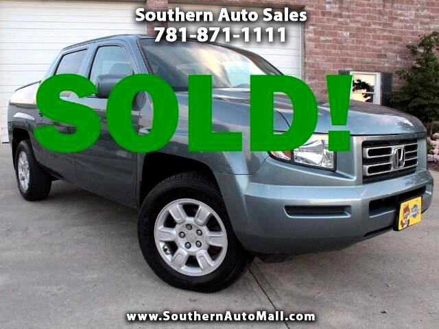 2006 Honda Ridgeline RTL with Moonroof, XM Radio & Navigation System