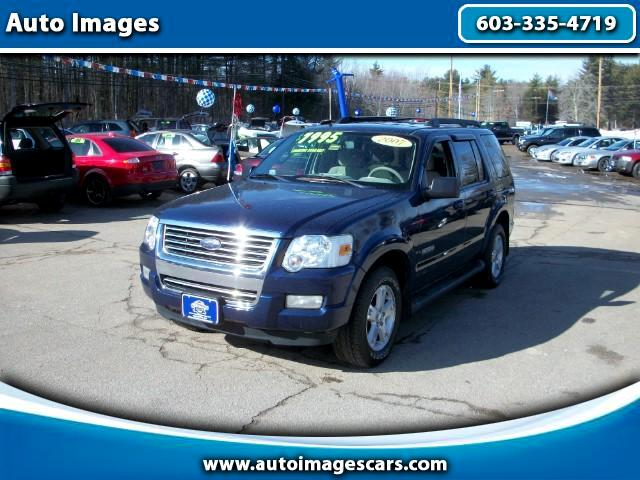 2007 Ford Explorer XLT 4.0L 4WD