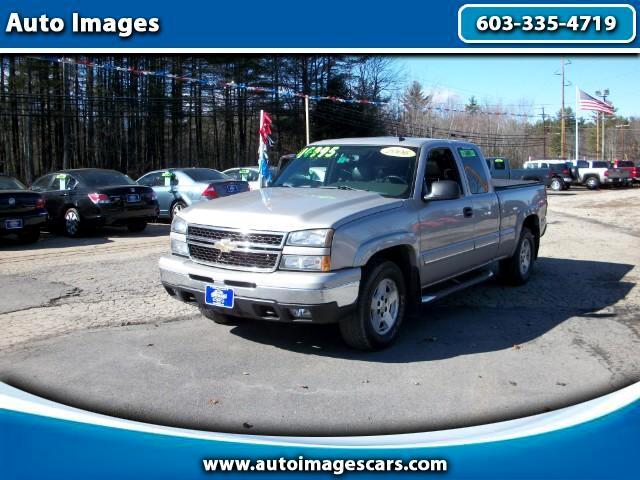 2006 Chevrolet Silverado 1500 LT Ext. Cab 4WD