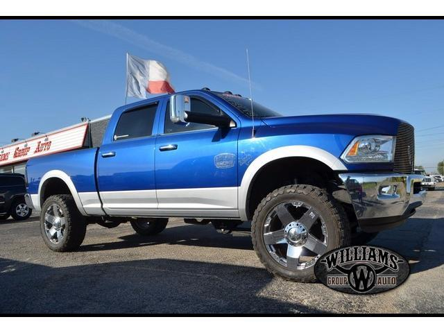 2014 RAM 2500 Laramie Crew Cab SWB 4WD