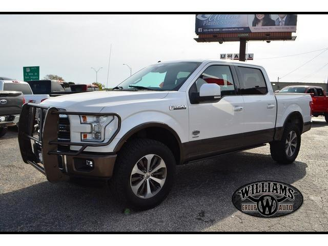 2015 Ford F-150 King Ranch SuperCrew 2WD