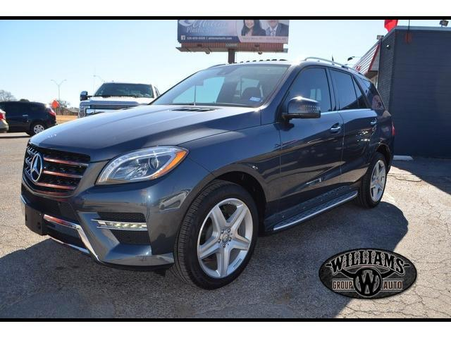 2014 Mercedes-Benz M-Class ML350 BlueTEC