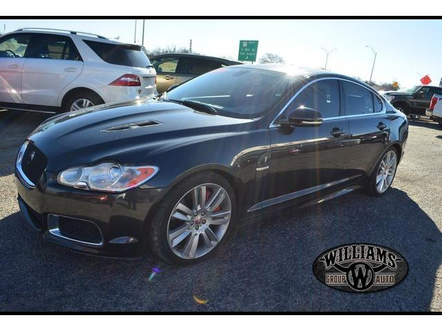 2011 Jaguar XF-Series XFR
