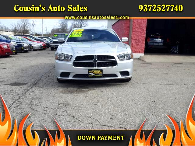2012 Dodge Charger 4dr Sdn 5-Spd Auto R/T RWD