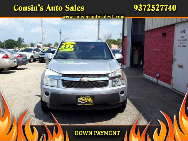 2006 Chevrolet EQUINOX LT Base