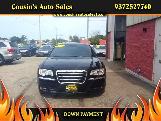 2014 Chrysler 300 4dr Sdn 300 Touring