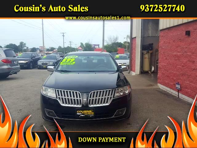 2010 Lincoln Lincoln MKZ AWD