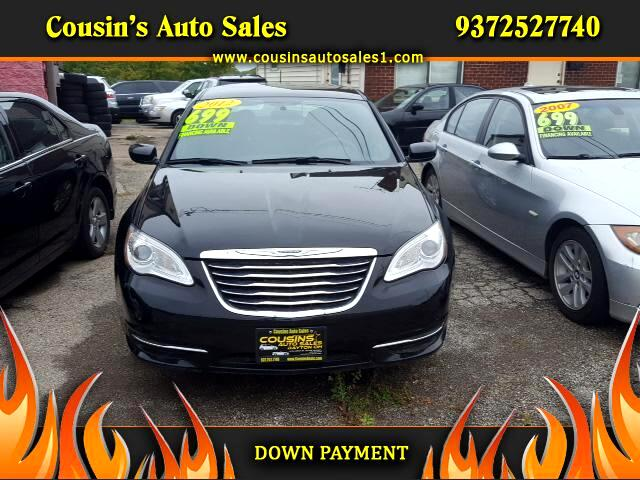 2012 Chrysler 200 4dr Sdn C AWD