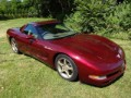 2003 Chevrolet Corvette Coupe-50th Anniversary Edition