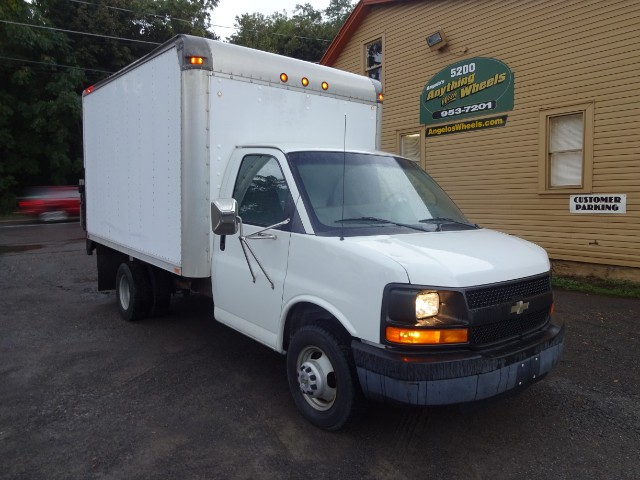 Chevrolet Express G3500 Cargo Van For Sale.html | Autos Post