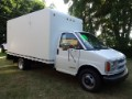 1999 Chevrolet Express 14ft WITH RAMP 8K MILES PER YEAR