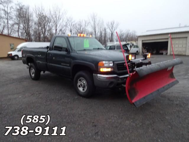 2006 GMC Sierra 2500HD SL Long Bed 4WD