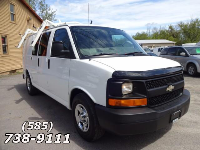2006 Chevrolet Express 1500 AWD Cargo