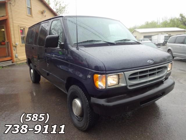 2000 Ford Econoline Wagon E-350 XL Super Duty