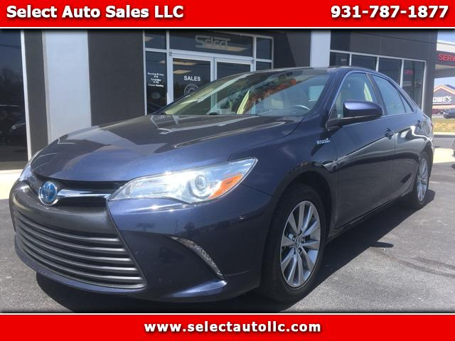 2016 Toyota Camry Hybrid 4dr Sdn XLE (Natl)