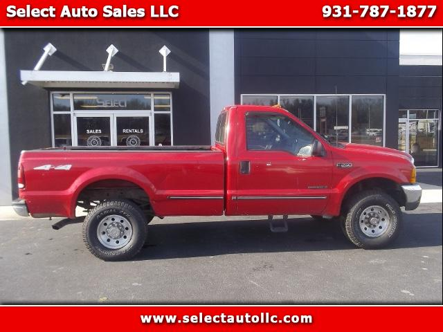 1999 Ford F-250 SD Lariat 4WD