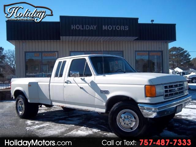 1988 Ford F-250 HD SuperCab 2WD