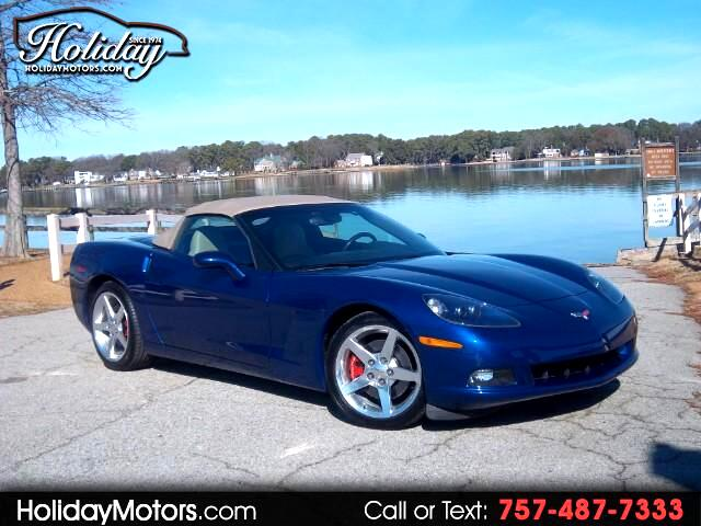 2005 Chevrolet Corvette 3LT Convertible