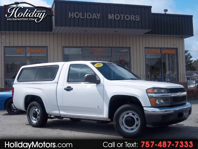 2008 Chevrolet Colorado Work Truck 2WD