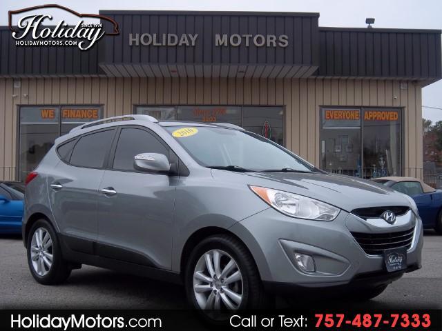 2010 Hyundai Tucson Limited 2WD
