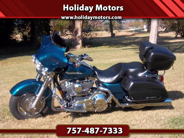 2004 Harley-Davidson FLHRS Road King