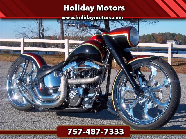 2002 Harley-Davidson FLSTCI Heritage Softail