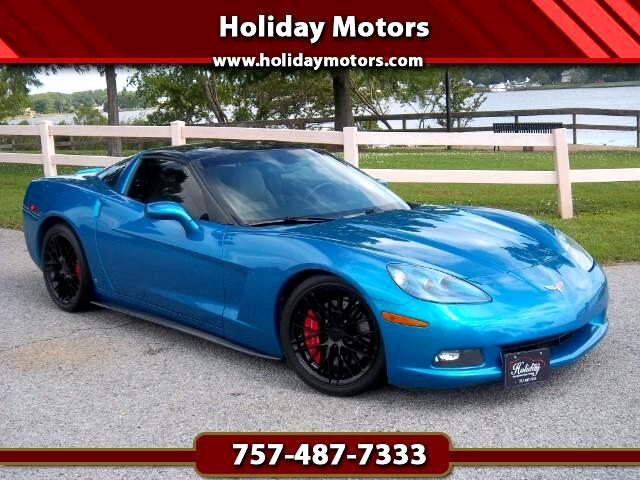 2008 Chevrolet Corvette Coupe LT2
