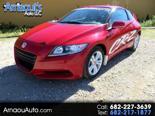 2011 Honda CR-Z Base CVT
