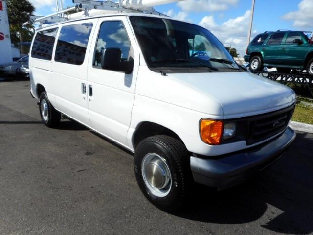 2005 Ford Econoline E-250