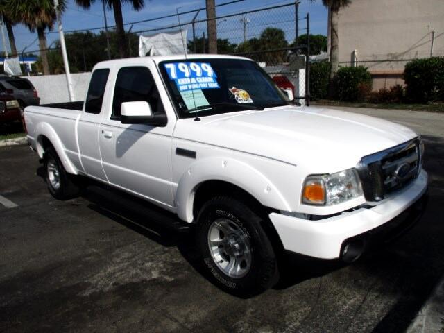 2010 Ford Ranger Sport SuperCab 2WD