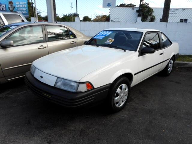 1992 Chevrolet Cavalier VL coupe