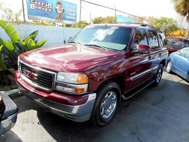 2000 GMC Yukon SLE 2WD